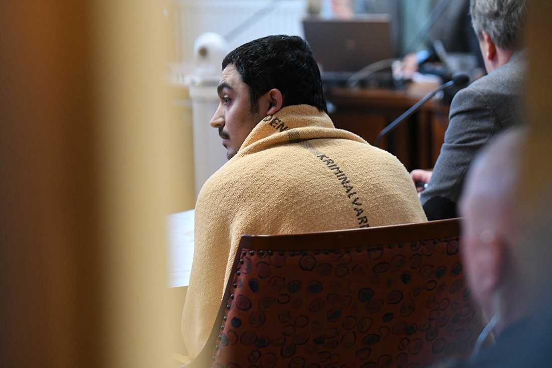 Rebar Hesson dömd till livstid.