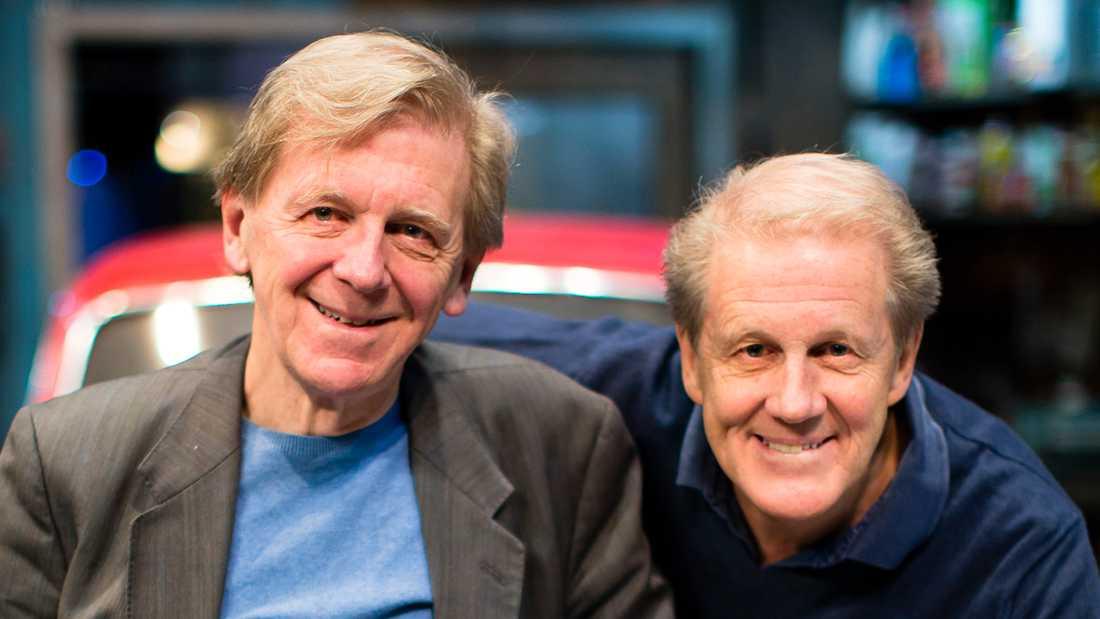 Claes och Anders Eriksson.