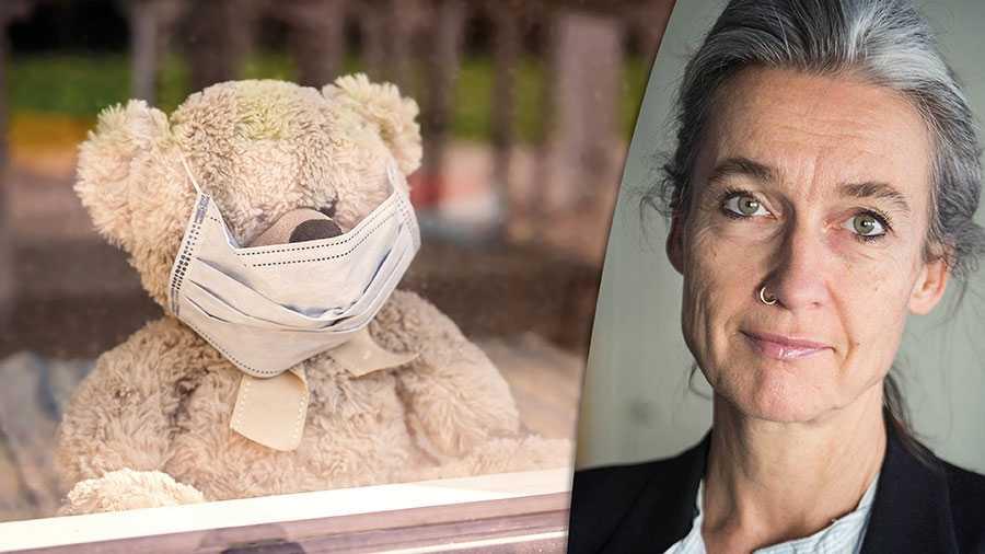 Vi kräver att personal som möter barn med omfattande funktionsnedsättningar ska vaccineras bland de allra första. Barnen måste skyddas, allt annat är ovärdigt ett land som Sverige, skriver Maria Persdotter.