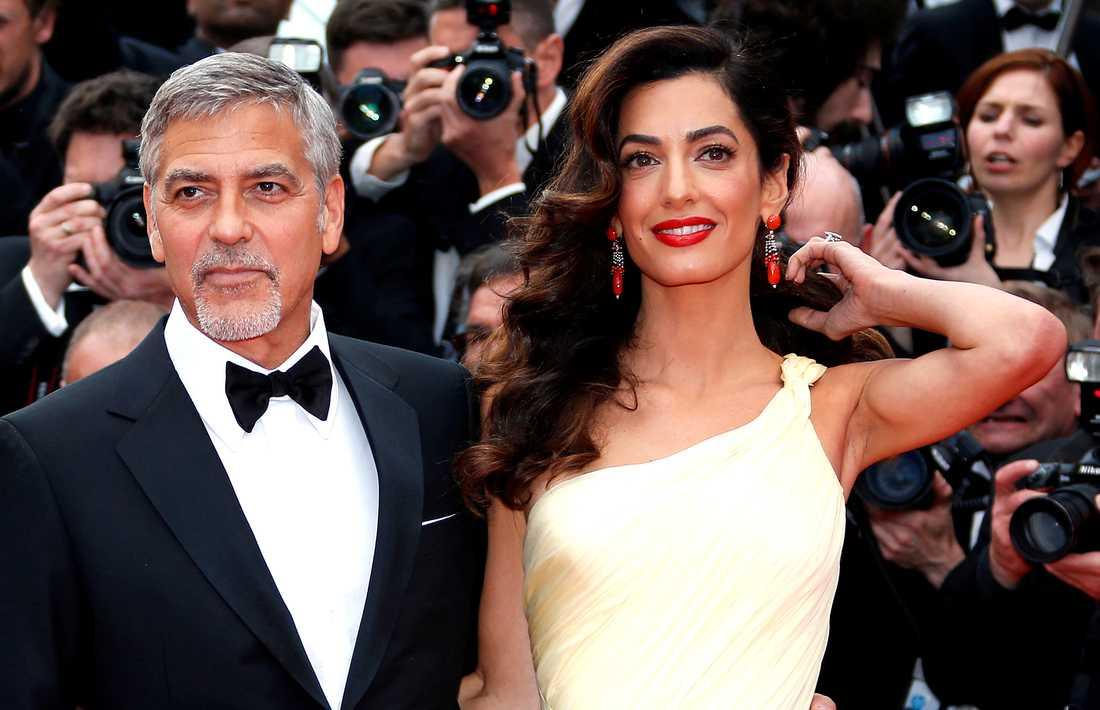 Makarna Clooney.