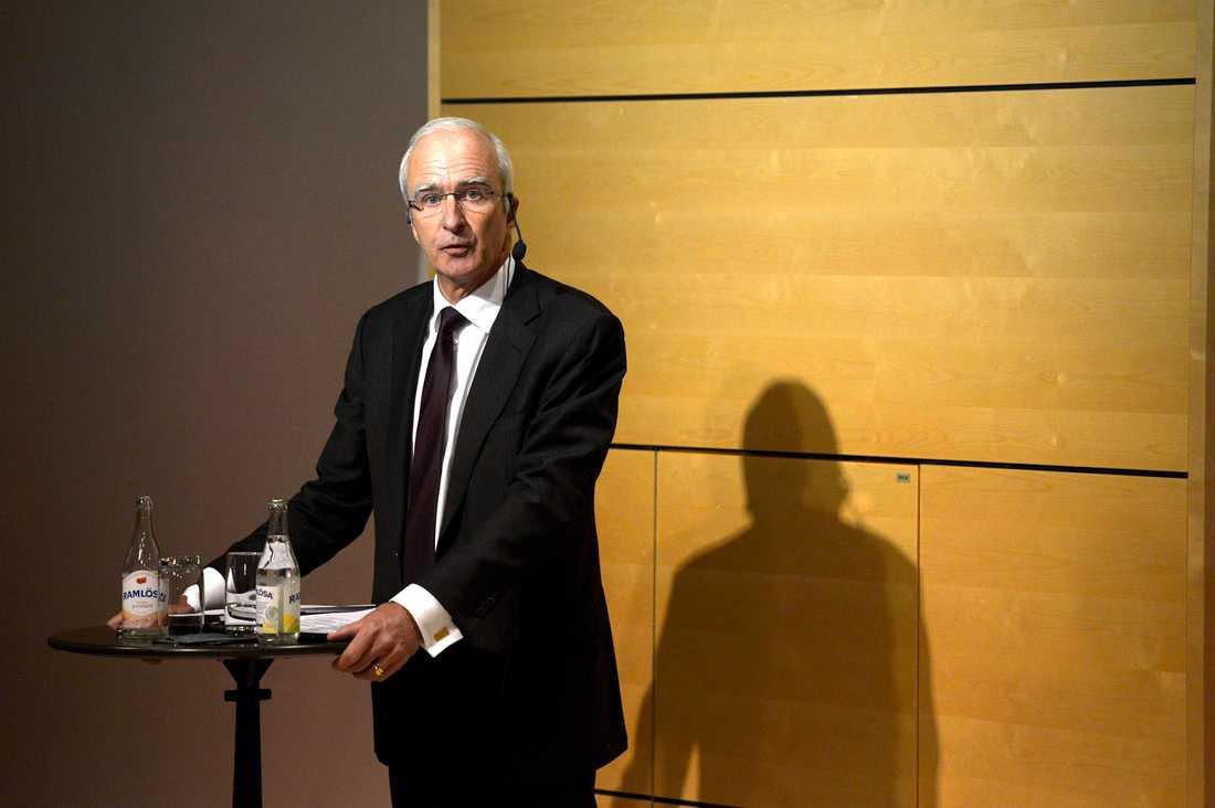 Anders Narvinger, styrelseordförande Capio.