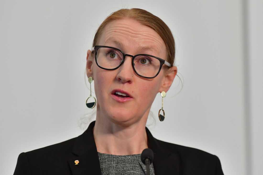 Emma Spak, hälso- och sjukvårdschef på Sveriges Kommuner och Regioner. Arkivbild.