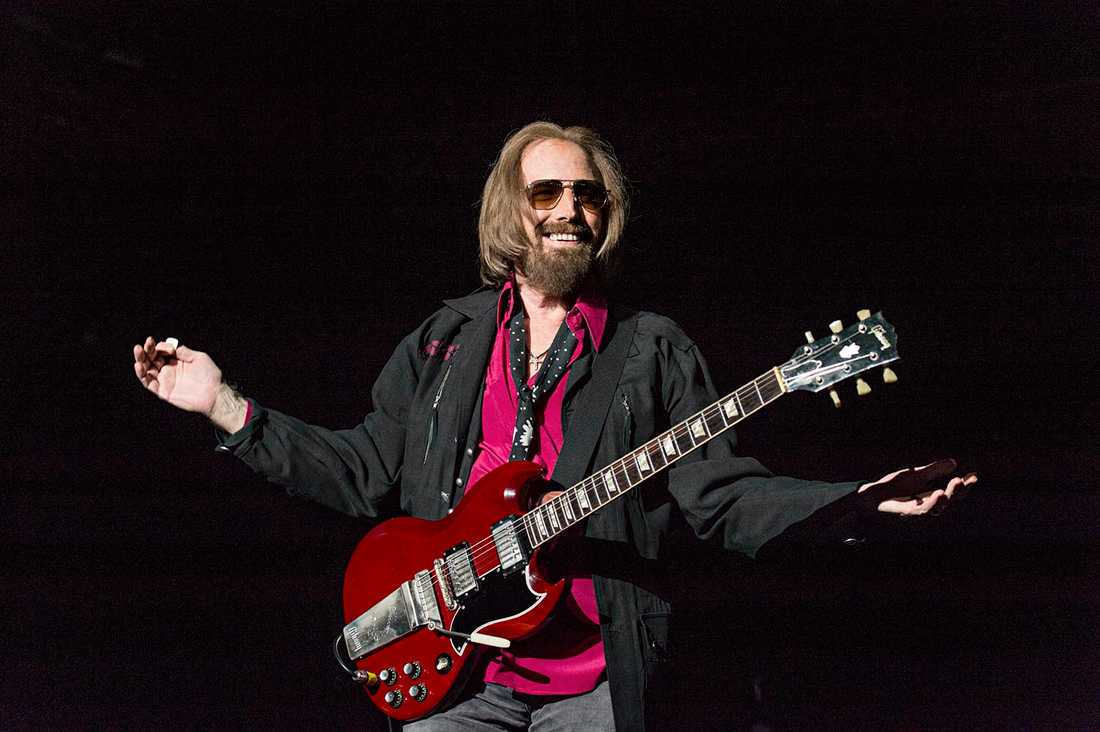 I september i år uppträdde Tom Petty & The Heartbreakers i San Diego.