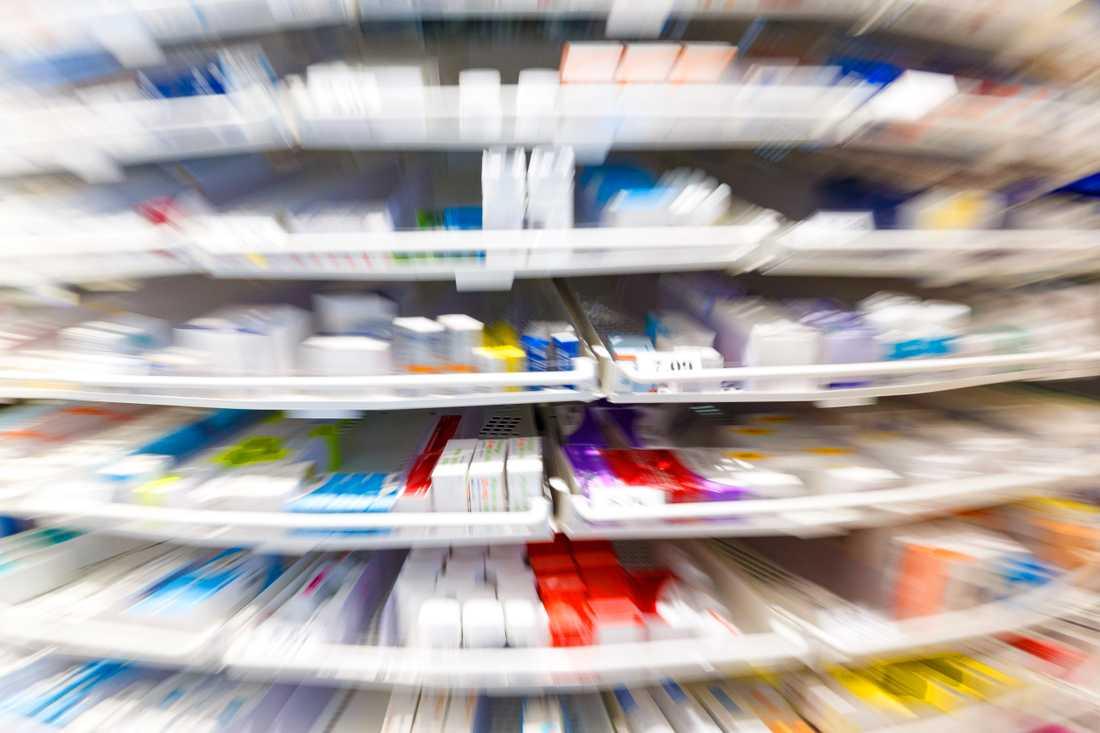 Det blir vanligare att läkemedel restnoteras. Arkivbild.