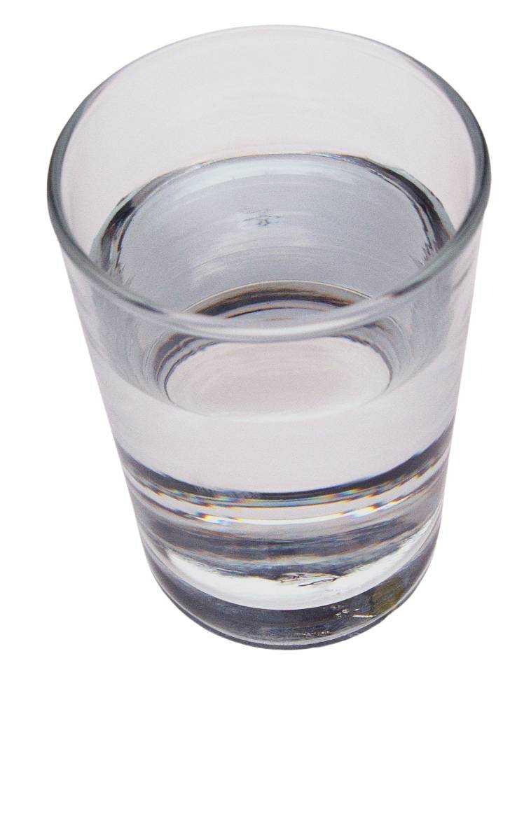 Vanligt vatten?