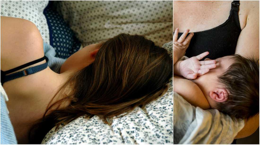 Sömn är en bristvara under sex års tid när man får barn, enligt forskare.
