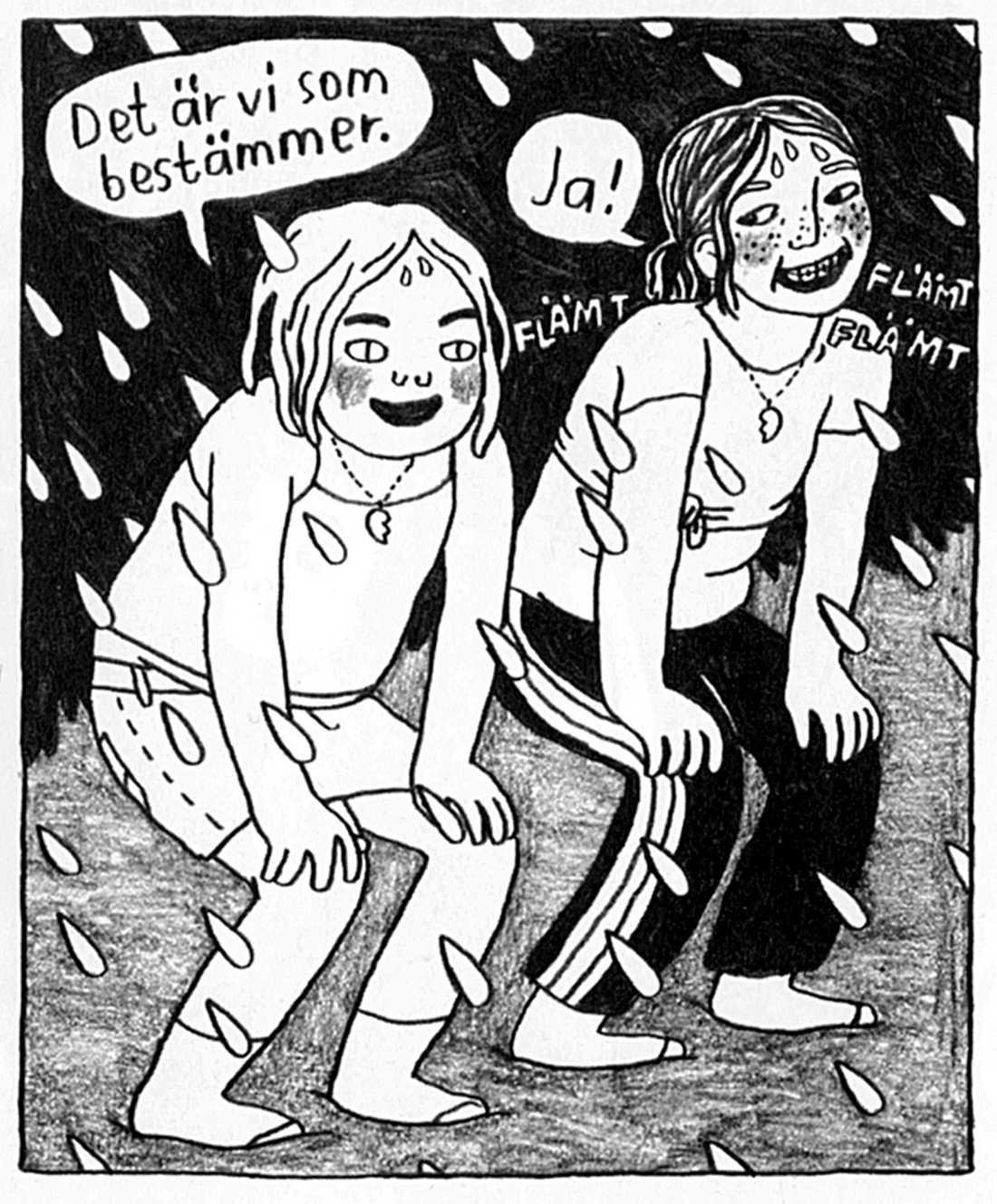 """Ur: """"Vi håller på med en viktig grej"""" av Sara Hansson"""
