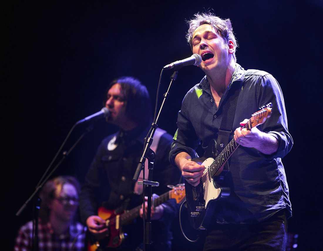 HEMKOMST  Joel Alme, som numera bor i Stockholm, höll sin turnépremiär i hemstaden Göteborg.