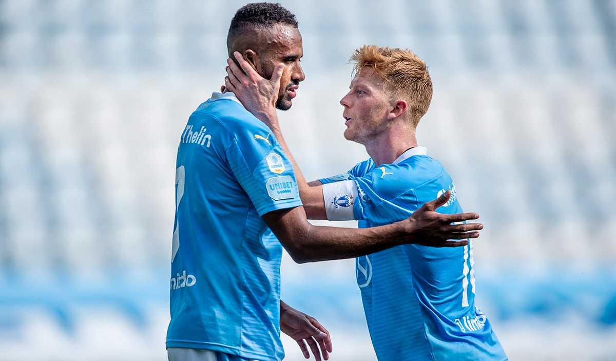 Isaac Kiese Thelin och Anders Christiansen spelar landskamper på tisdag