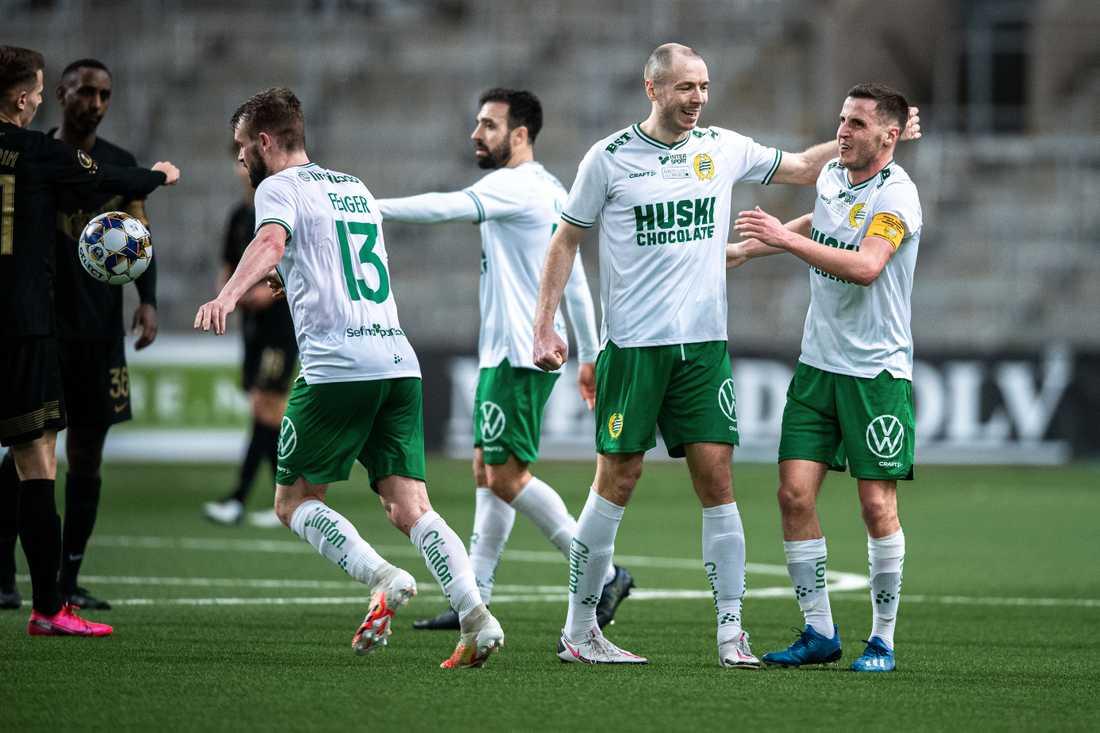 Hammarbys cupmöte mot Trelleborg har flyttats efter coronautbrott i klubben.