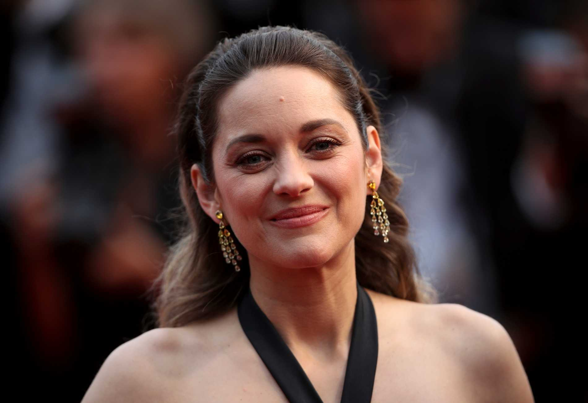 """Marion Cotillard gör en av huvudrollerna i Leos Carax nya film """"Annette"""". Arkivbild."""