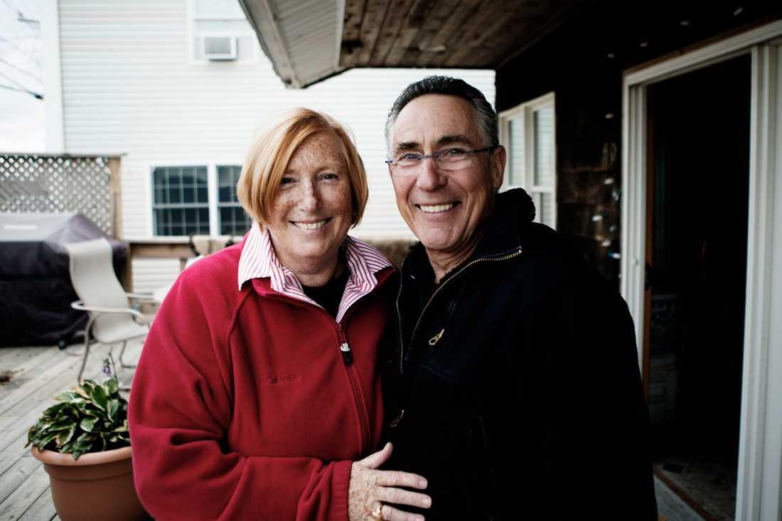Mary och Ted Seimer.