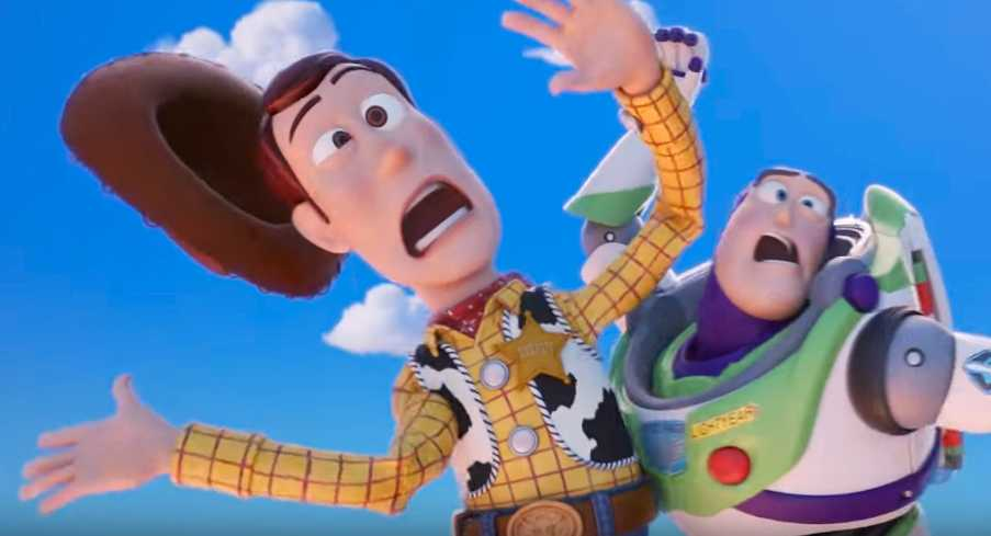 """""""Toy story 4""""."""