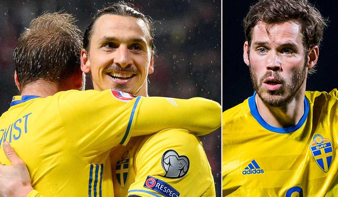 Emil Salomonsson får chansen med Zlatan & co.