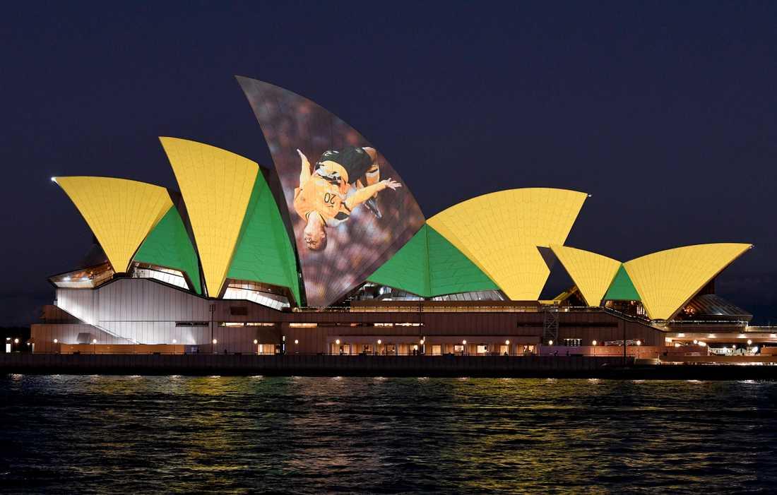 Operahuset i Sydney kan öppnas för EU-resenärer om medlemsländerna godkänner den reselista som tagits fram. Arkivfoto.
