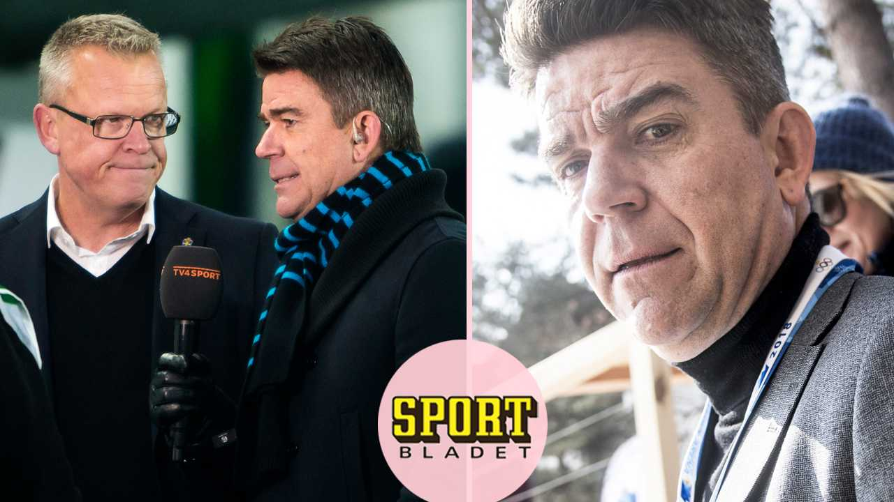 """Ekwalls kritik mot TV4: """"Är patetiskt"""""""