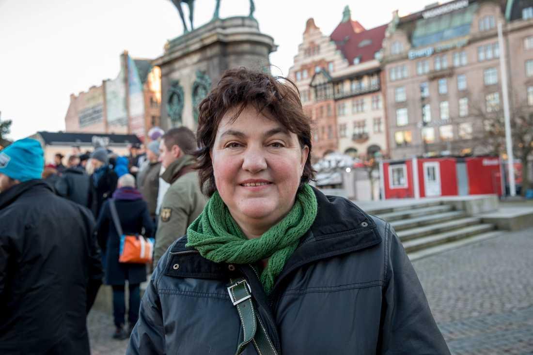 Som jude är man alltid på sin vakt, berättar Sofia Lunderquist.