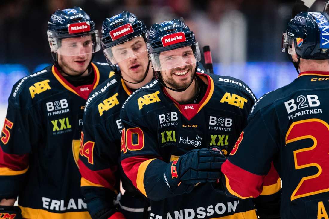 Jacob Josefson öste in poäng i början av säsongen