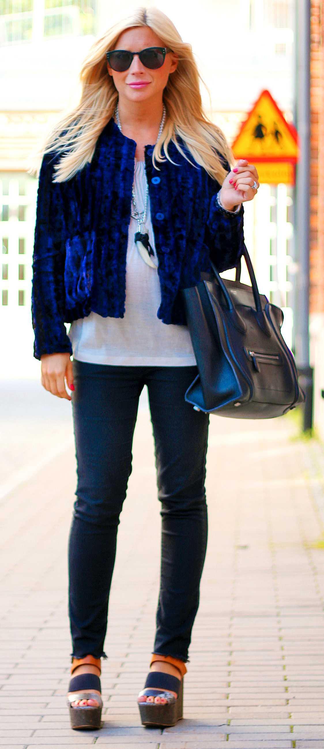 76c6cf4d0f17 Så klär sig modebloggarna i höst | Aftonbladet