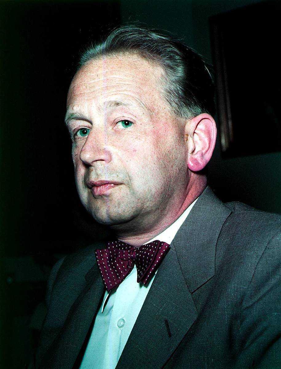 Dag Hammarskjöld var FN-chef 1953–1961.