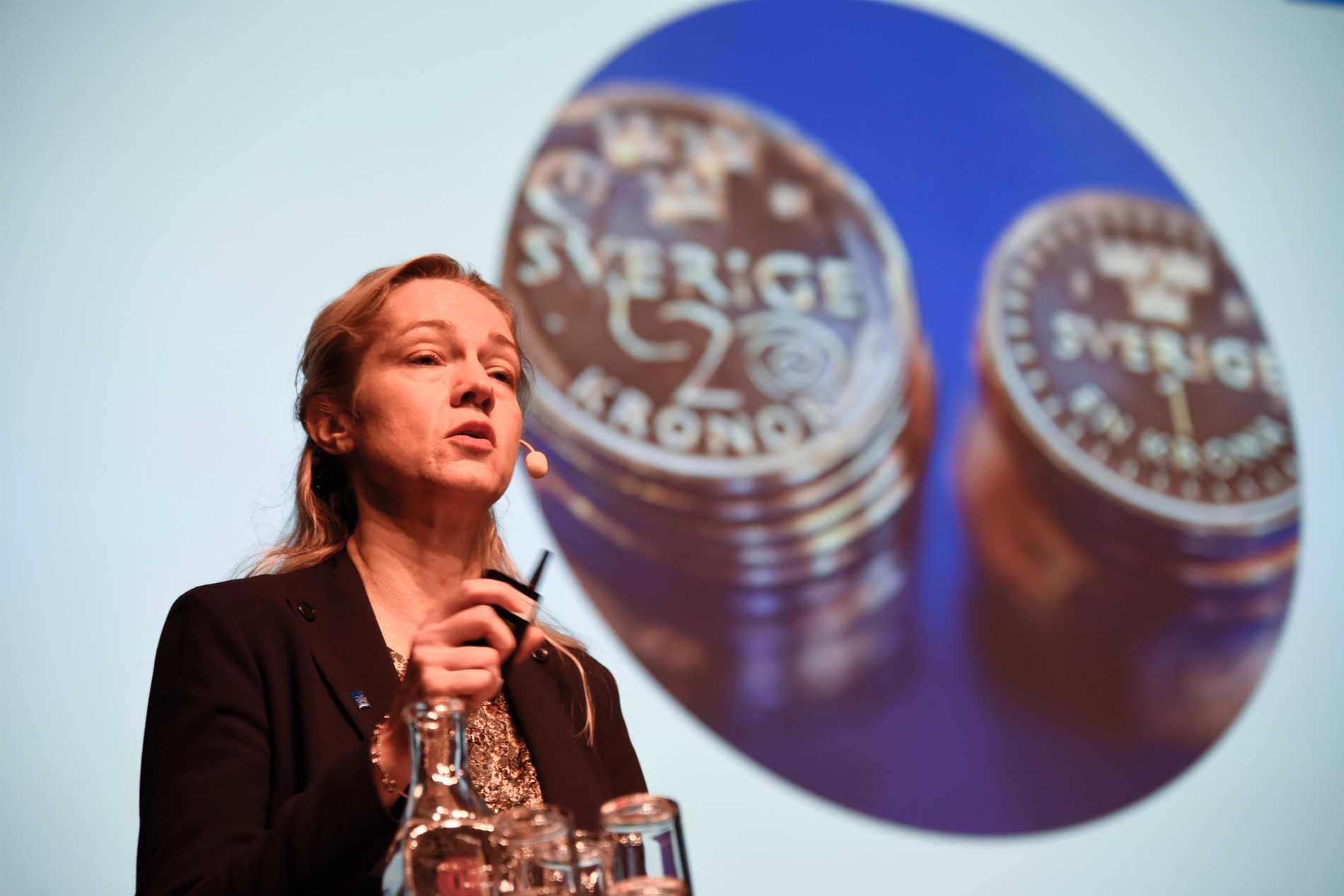 Riksbanken drar igång test med e-krona