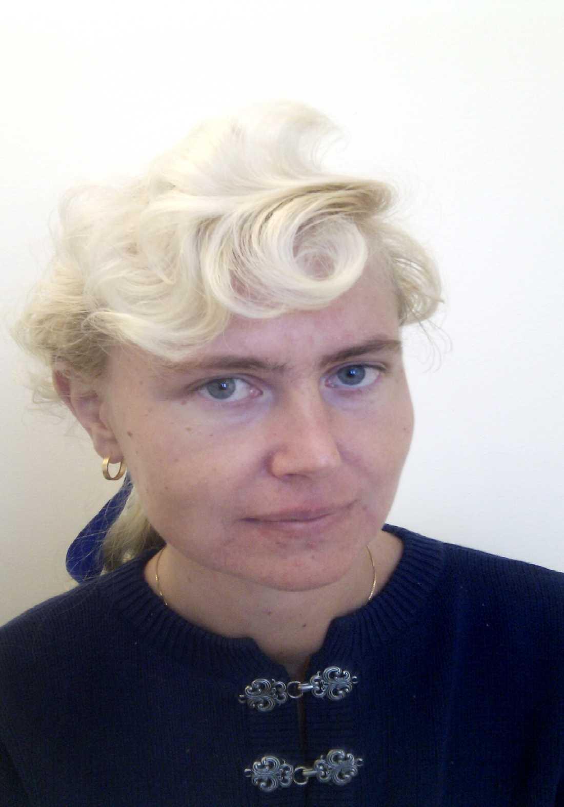 Katarina Danielsson,specialistläkare i psykiatri och forskare vid institutionen för Neurovetenskaper vid Uppsala universitet.