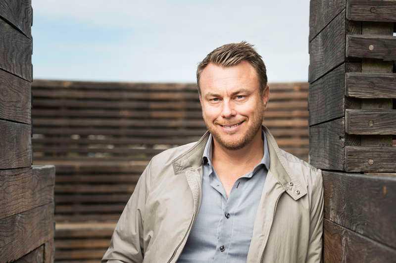 Efter 17 år på SVT valde Jonas Karlsson att gå till Discovery.