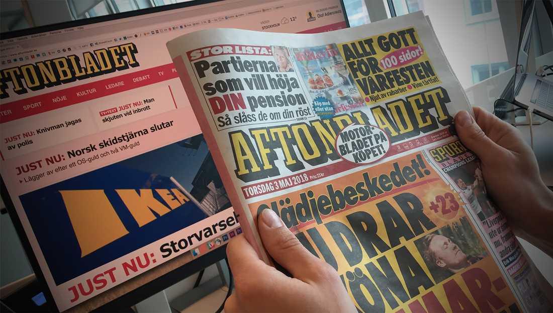 En teknikneutral moms är en förutsättning för en kraftfull nyhetsbevakning i hela landet och en fortsatt stark demokrati, skriver 38 chefredaktörer och mediechefer i ett debattinlägg.