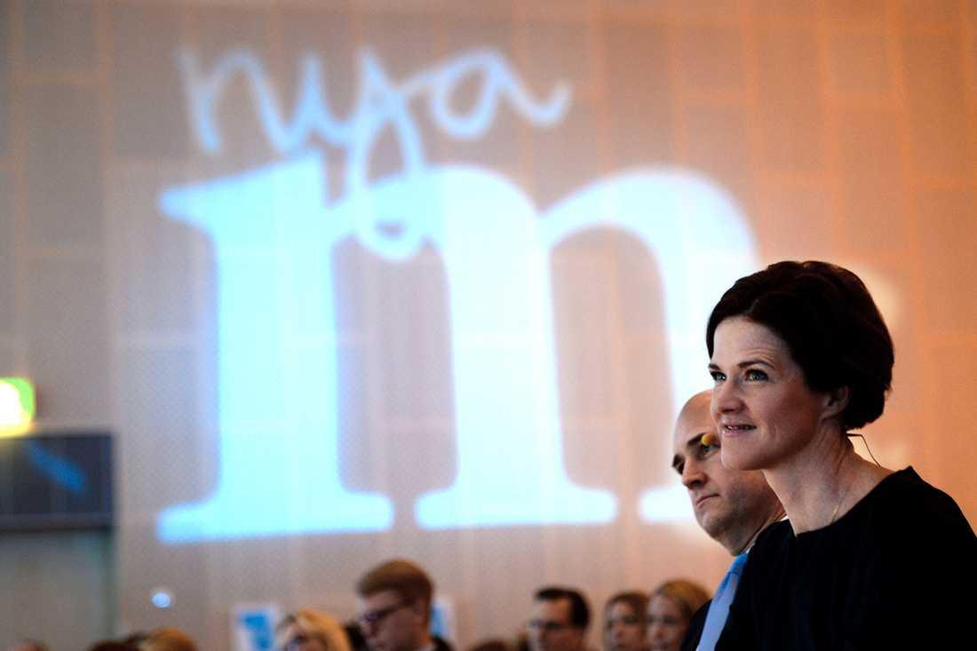 Anna Kinberg Batra  vald till ny Moderatledare.