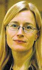 Eva Nilsson Bågenholm.