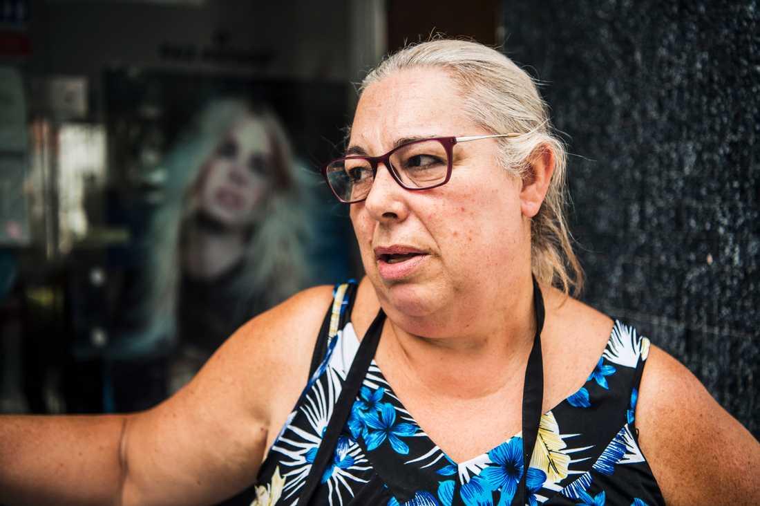 Maria Eugénia Fialho Rapaso, 54 år.