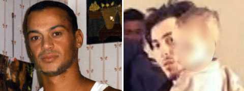 Sahbi Zalouti och Munir Awad är båda misstänkta för terrorbrott.