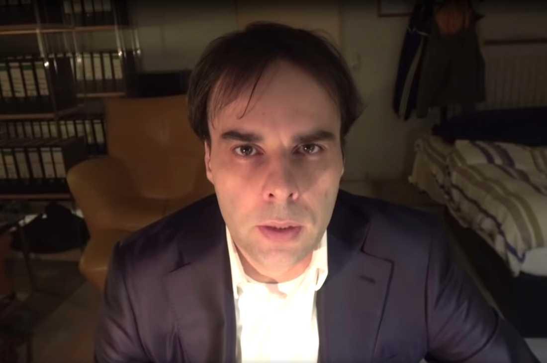 Den tyske terroristen Tobias Rathjen, 43.