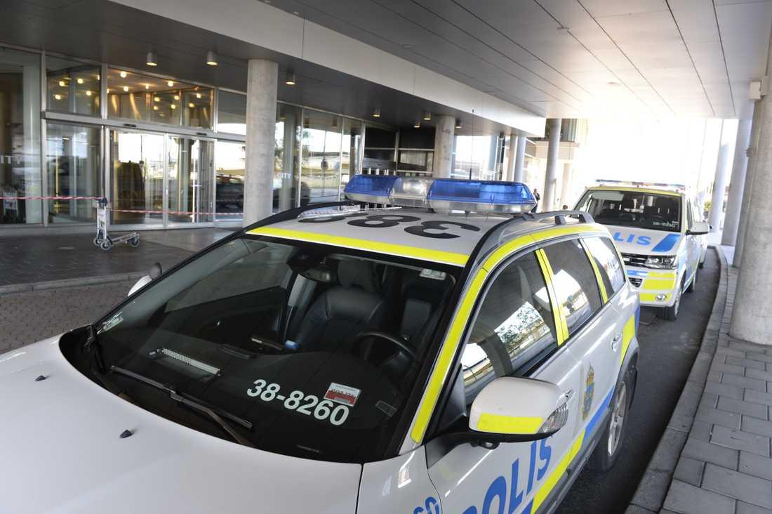 Misstänkt föremål på Arlanda ofarligt | Utrikes | svenska.yle.fi