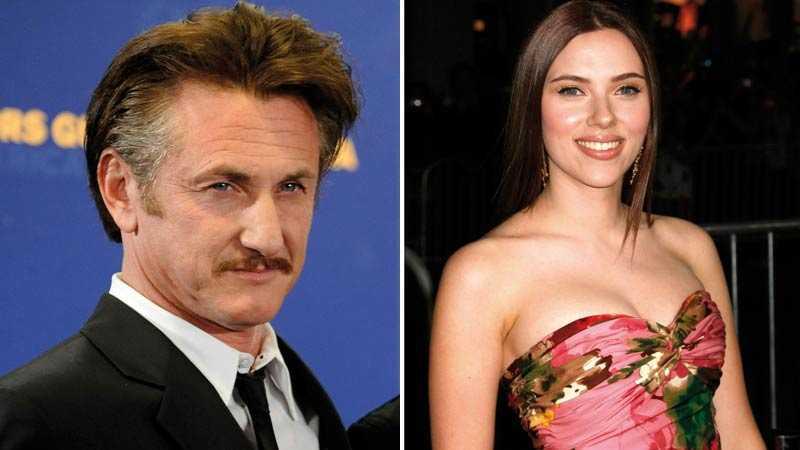 Kritisk Sean Penn är missnöjd med att skådespelare lägger så mycket tid på modellande. Scarlett Johansson har bland annat jobbat för Armani.