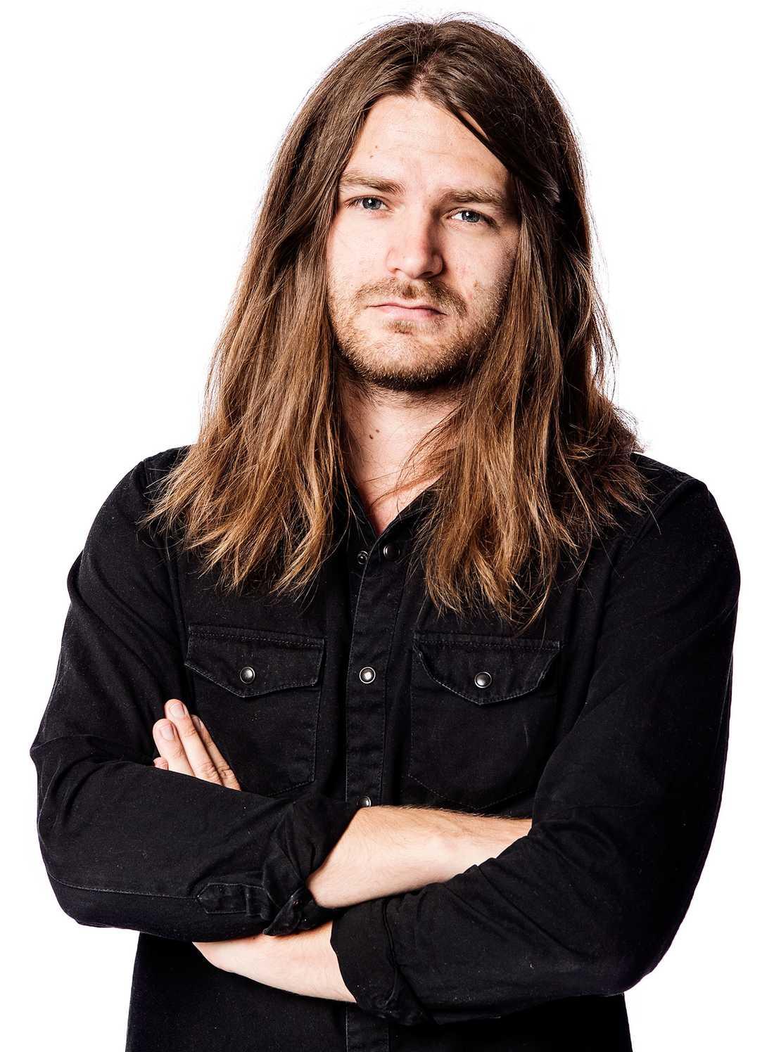 Magnus Ericsson.