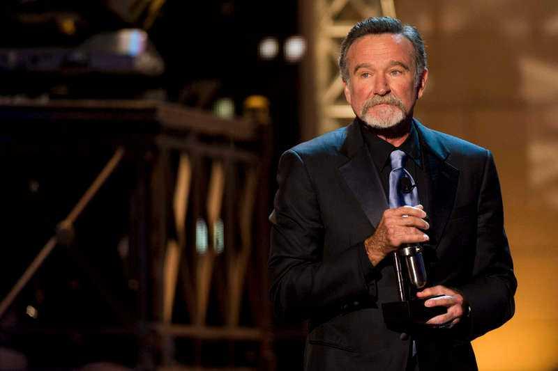 Robin Williams.