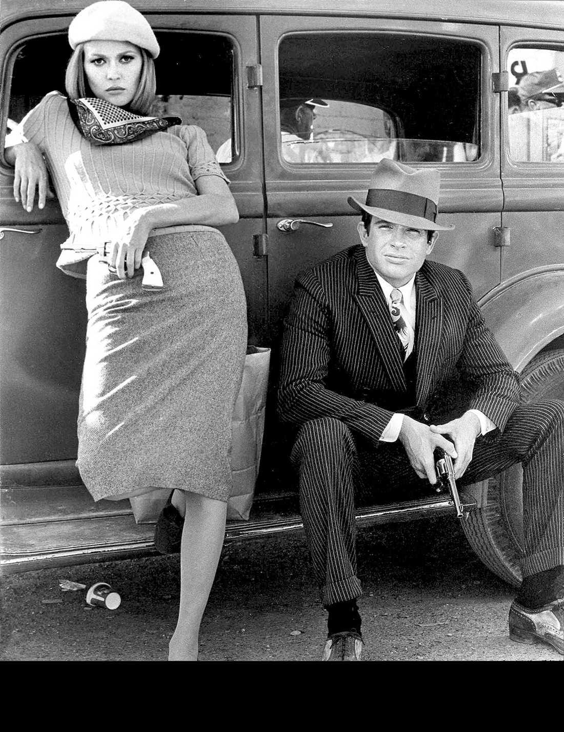 Bonnie & Clyde-fest på 60-talet | Aftonbladet