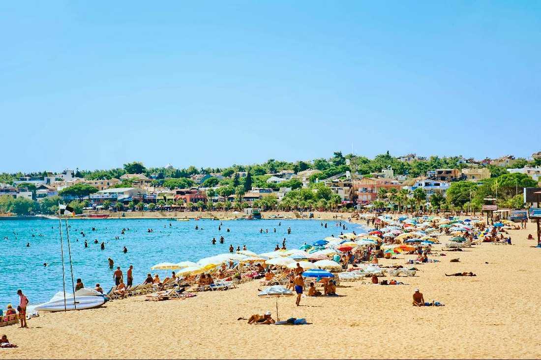 Svenskarnas favorit Turkiet är populärast när det ska bokas sommarsemester. I Bodrum finns stränder, trendiga barer och shopping.