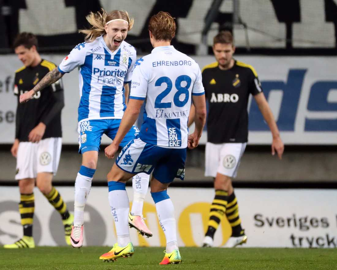Omarsson blev Blåvitts hjälte mot AIK.
