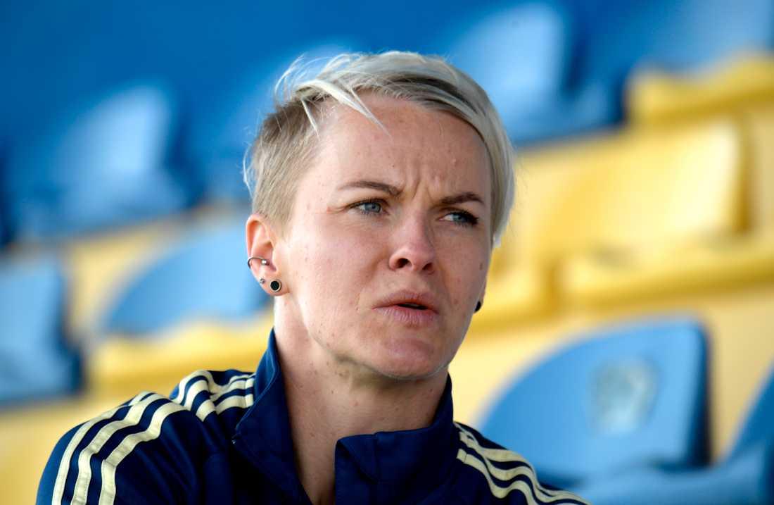 VM-laddar Nilla Fischer på Estadio da Nora för sista gången?