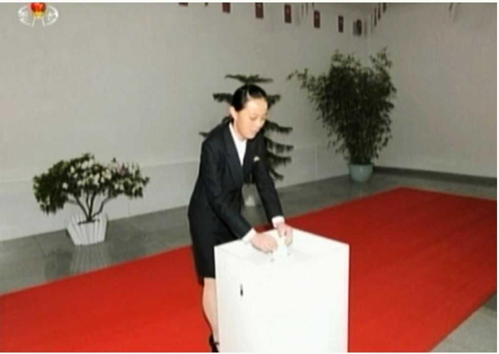 Kim Yo-jong är en tidigare okänd syster till Kim Jong-un. Det är bara fyra år sedan som omvärlden fick veta att hon ens existerade.