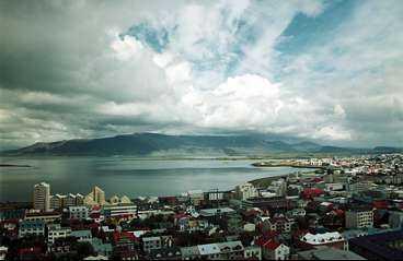 Reykjavik Island har länge varit förskonad från fästingar – men på senare år har de små krypen kommit i större utsträckning.