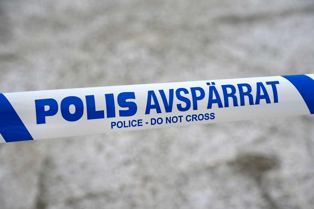 En man har förts till sjukhus med allvarliga skador efter ett bråk i Göteborg. Arkivbild.