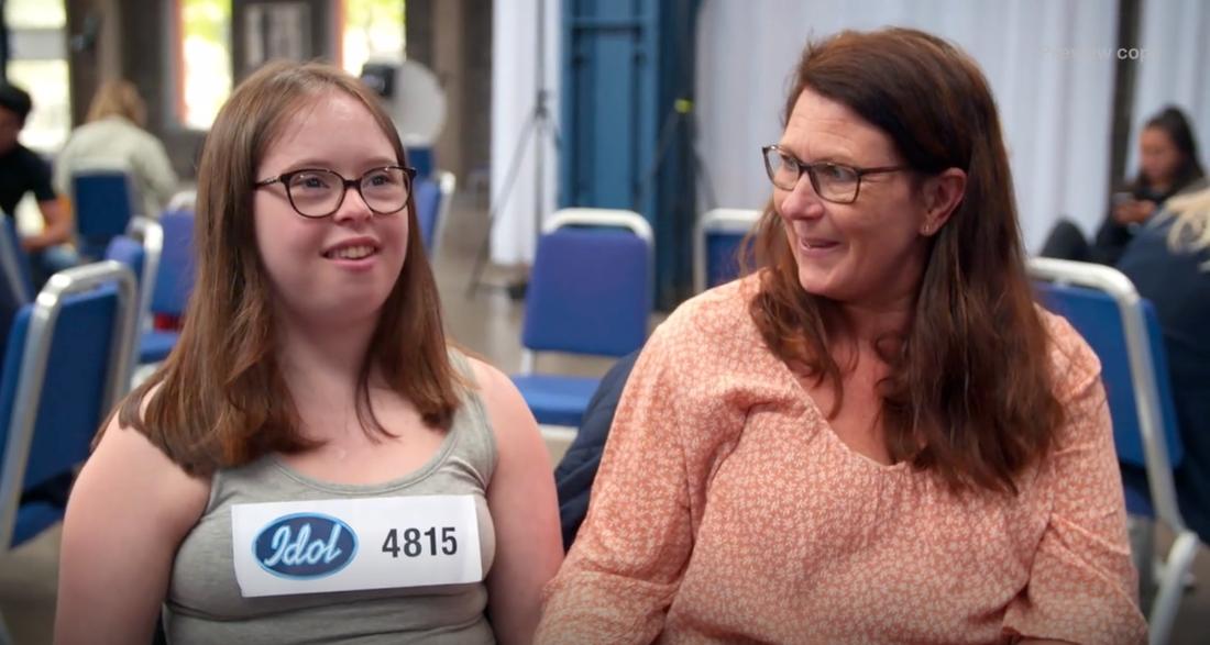 20-åriga Moa Engdahl får uppleva sin dröm i Idol