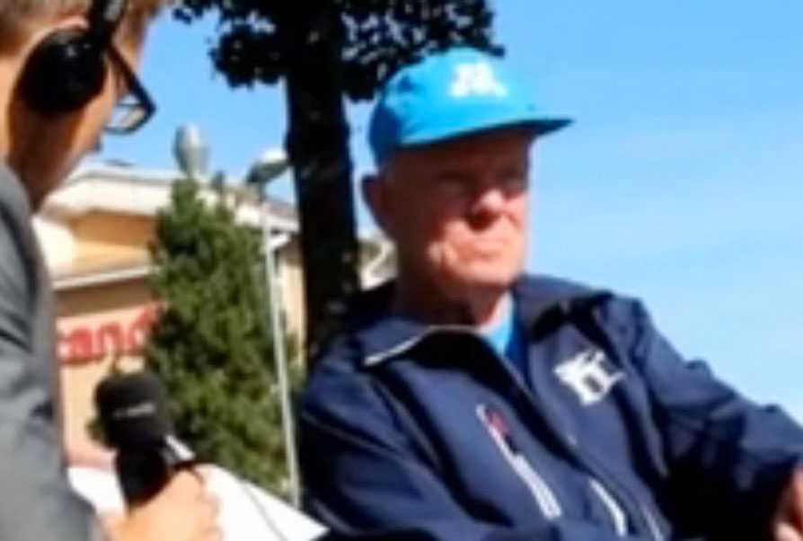 Jan Åbjörn, moderat kommunpolitiker i Bollnäs, hoppar nu av efter rastistuttalandet.