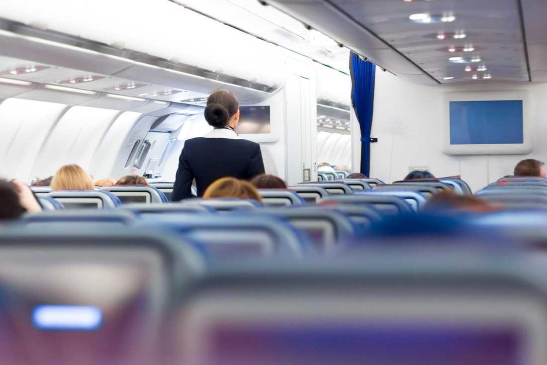 Aftonbladet har intervjuat ett flertal flygvärdinnor som vittnar om sexuella trakasserier på jobbet.