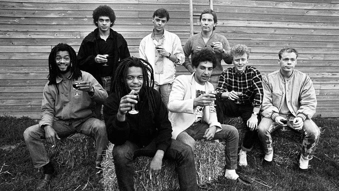 Bandet UB40.