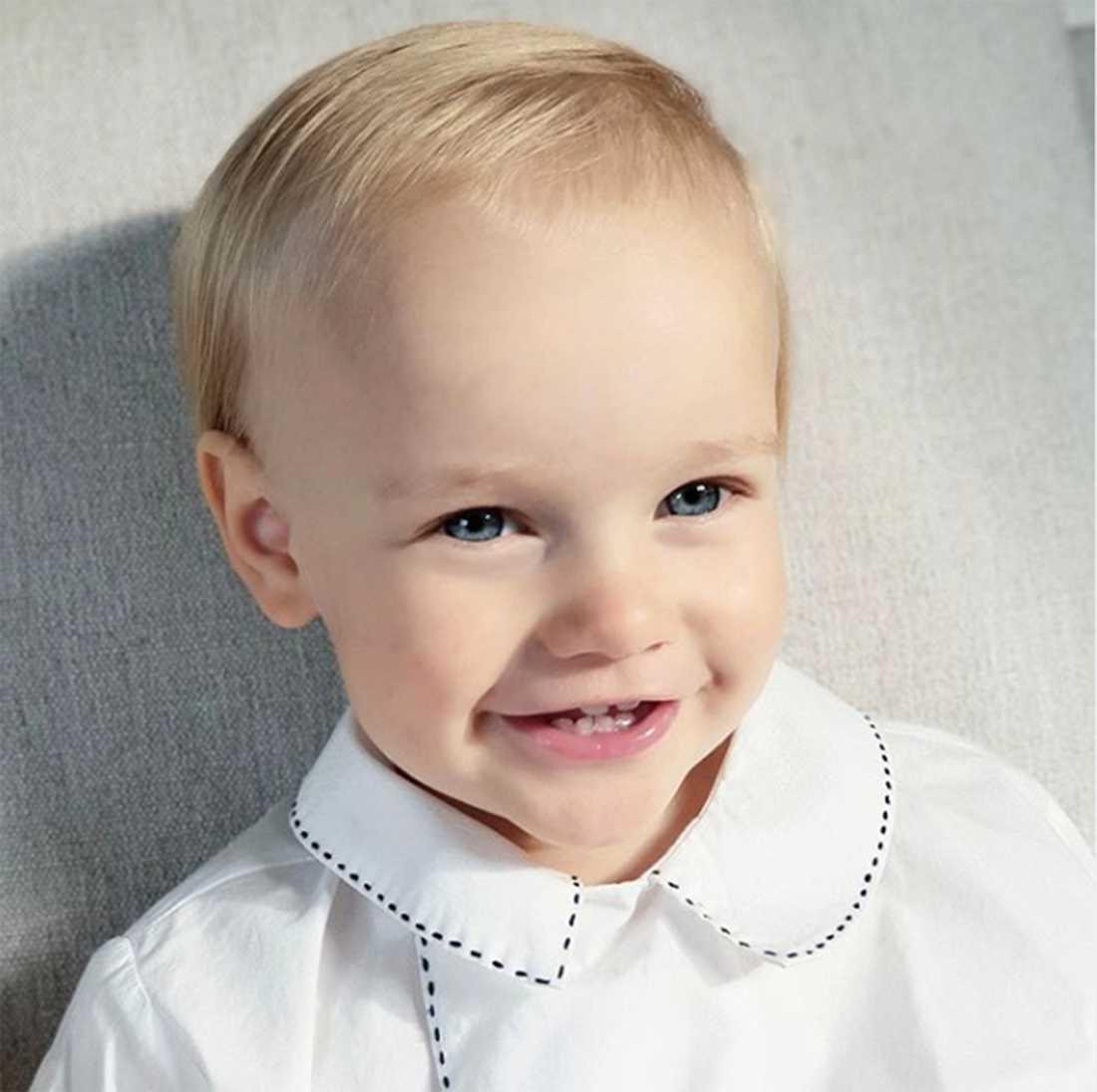 Lille prins Gabriel.