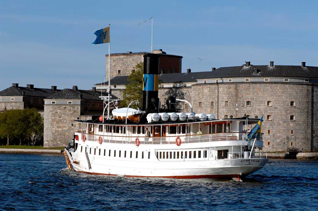 Fyndet gjordes på en ö utanför Vaxholm i Stockholms skärgård. Arkivbild.